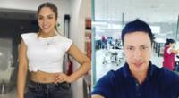 Isabel Acevedo confirma que sale con Renzo Costa, pero solo como amigos