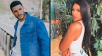 Mario Irivarren aseguró aún estar soltero, y anunció que pasará año nuevo con Vania Bludau, tras ser captado besándola.