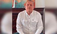 Horas antes, Guillermo Miranda North, quien hace unos días insultó y humilló a extranjero, intentó fugar del país.