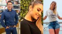 La empresaria Brunella Horna opinó acerca de los rumores de una relación de su expareja Renzo Costa y Isabel Acevedo.