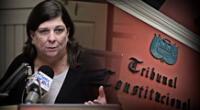 Rosa María Palacios mencionó que la respuesta de neutralidad del organismo constitucional es moralmente inaceptable.