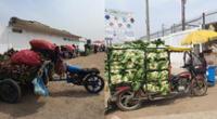 Mercado de La tierra prometida.