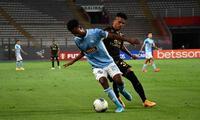 Universitario y Cristal empataron 2 a 2  en el Nacional por la séptima fecha.