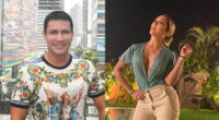 Isabel Acevedo afirma que todas las salidas con Renzo Costa son con un grupo de amigos.