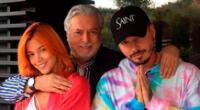 Alba Mary Balvin y José Álvaro Osorio, padre del cantante colombiano J Balvin, se confiesan.
