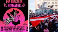 Artistas ofrecen concierto solidario para los heridos en las marchas.