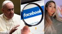 """""""El tema se está investigando actualmente en estrecho contacto con la Santa Sede"""", dijo un portavoz de Facebook a Fox News."""