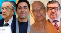 En el evento participarán Marco Marcos, Fernando Cuya, Heinrich Helberg Chávez y Carlos Garayar de Lillo.