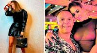 Tilsa Lozano y Jackson Mora más juntos que nunca.