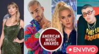 American Music Awards 2020 en vivo: Fecha, hora, dónde ver y nominados
