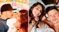 Mario Hart le dedicó un romántico mensaje a su esposa Korina Rivadeneira en sus redes sociales para festejar su onomástico número 29.
