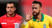 Julio Bascuñán y Neymar fueron denunciado por abogados peruanos.