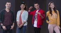 Diego Pérez, Daniela Rodríguez,  Claret Quea y Karime Scander destacan en producción peruana.