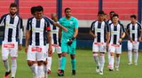 Alianza Lima necesita ganar para zafar del descenso.