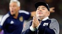 Maradona muró hoy 25 de noviembre.