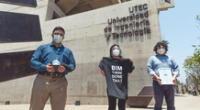 Universitarios peruanos ganan concurso internacional de ingeniería y tecnología