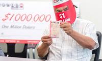 Salvadoreño, ganador de USD 1 millón del Powerball de TheLotter