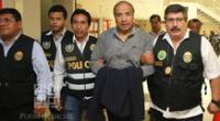 El Ministerio Público pide 27 años de cárcel para ex gobernador de Cusco Jorge Acurio por caso Odebrecht