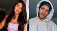 Vania Bludau y Mario Irivarren gritan su amor a los cuatro vientos.