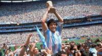 Latina TV le lleva los grandioso partidos de Maradona a todo el Perú.