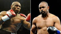 Mike Tyson vs. Roy Jones Jr