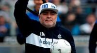 Diego Maradona falleció a los 60 años.