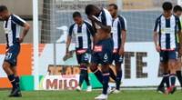 ¿Alianza Lima se salvaría del descenso?