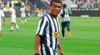 Teófilo Cubillas con el corazón roto por descenso de Alianza Lima.