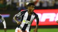 Carlos Ascues tuvo un 2020 irregular con Alianza Lima, tanto en la Liga 1 como en la Copa Libertadores.