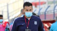 Daniel Ahmed llegó a Alianza Lima en reemplazo de Mario Salas.