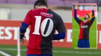 El Comité de Competición de la Real Federación Española de Fútbol multó a Lionel Messi.