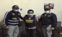 La Policía capturó a los integrantes de la organización criminal Los Embajadores.
