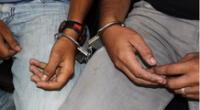 Dictan prisión contra dos sujetos que asaltaron a un grupo de modelos que hacían sesiones de fotos en Chorrillos