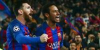 Messi y Neymar se volverían a juntar en el PSG.