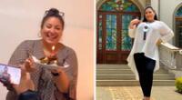 Mónica Torres celebra un año más de vida.
