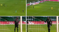 Peculiar imagen de la Bundesliga se viralizó en las redes sociales.