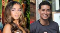 Los cantantes peruanos Isabela Merced y Tony Succar sorprendieron al visitar un conocido restaurante para probar ceviche y otros platillos.