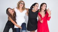 Las exconductoras de Mujeres sin Filtro demuestran su gran amistad.