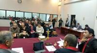 El Poder Judicial iniciará el 11 de mayo el juicio oral por el caso Perseo