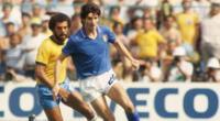 La última gran alegría de la selección italiana fue en España 82 con Paolo Rossi.