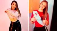 La modelo Jossmery Toledo dio a conocer que lanzará pronto su marca Joss Fit, y se refirió al calendario que recientemente hizo.