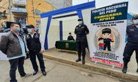 La Municipalidad de La Victoria presentó un plan de seguridad para la temporada navideña en Gamarra.