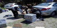 Mercadería de procedencia paraguaya y coreana ingresó por frontera con Bolivia