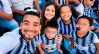 El cantante Josimar Fidel se mostró apenado por el decenso de Alianza Lima a la segunda división