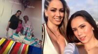 Gianella Marquina recordó su infancia con adorable foto junto a su mamá y su bisabuela