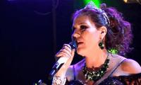 La cantante folclórica Dina Páucar anuncia concierto ecológico.