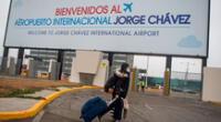 ¿Qué viajes al extranjero se podrán realizar? Te mostramos aquí la lista de países disponibles para viajar desde el aeropuerto Jorge Chávez.