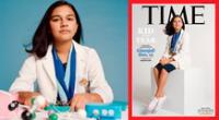 Gitanjali Rao a sus 15 años ya ha sido mentora de 30 mil estudiantes.