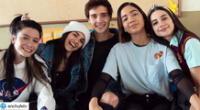 Raysa Ortiz deja 'De vuelta al barrio' para grabar película de Enchufe TV en Ecuador