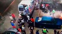 dos sujetos son detenidos tras intento de feminicidio